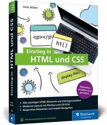 Einstieg in HTML und CSS
