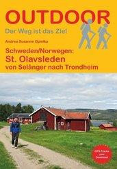 Schweden Norwegen: St. Olavsleden