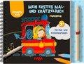 Mein erstes Mal- und Kratzelbuch Feuerwehr