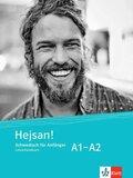 Hejsan! A1-A2 - Lärarhandledning