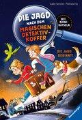 Die Jagd nach dem magischen Detektivkoffer: Die Jagd beginnt!