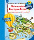 Wieso? Weshalb? Warum? Mein erster Europa-Atlas