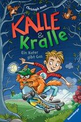 Kalle & Kralle, Band 1: Ein Kater gibt Gas; .