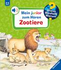 Zootiere, m. Soundeffekten