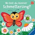Wo bist du, kleiner Schmetterling?