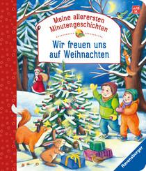 Wir freuen uns auf Weihnachten