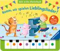 Mein erstes Klavierbuch. Komm, wir spielen Lieblingslieder!, m. Klaviertastatur
