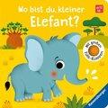 Wo bist du, kleiner Elefant?
