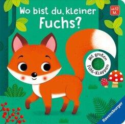 Wo bist du, kleiner Fuchs?