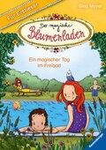 Der magische Blumenladen für Erstleser: Ein magischer Tag im Freibad