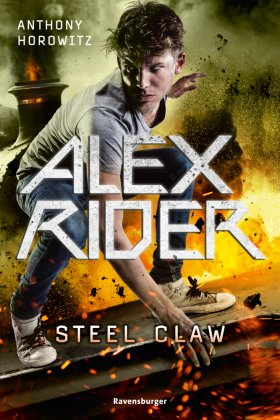 Alex Rider: Steel Claw
