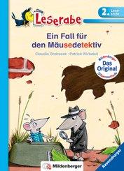 Leserabe mit Mildenberger Silbenmethode: Ein Fall für den Mäusedetektiv