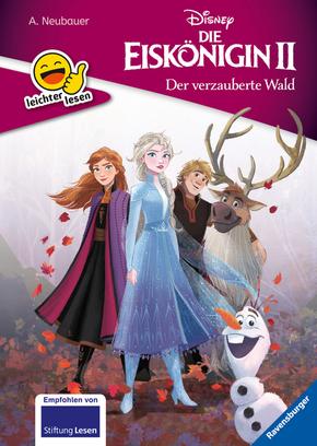 Disney Die Eiskönigin 2: Der verzauberte Wald