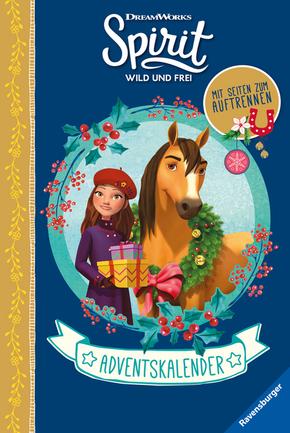 Dreamworks Spirit Wild und Frei: Adventskalender