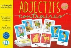 Adjectifs et contraires (Spiel)