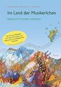Im Land der Musikerlchen, m. Audio-CD