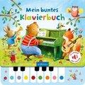 Mein buntes Klavierbuch, m. Klaviertastatur
