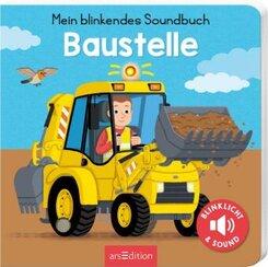 Mein blinkendes Soundbuch - Baustelle