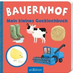 Mein kleines Gucklochbuch Bauernhof