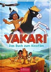 Yakari - Das Buch zum Kinofilm