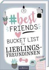 #bestfriends. Bucket List für Lieblingsfreundinnen