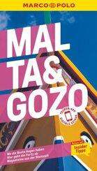 MARCO POLO Reiseführer Malta & Gozo