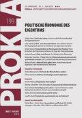 Prokla: Politische Ökonomie des Eigentums
