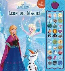 Disney Die Eiskönigin Völlig unverfroren - Mega Malspaß, m. Soundeffekten