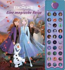 Disney Die Eiskönigin II - Eine magische Reise, m. Soundeffekten