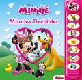 Disney Minnie - Minnies Tierbilder, m. Soundeffekten