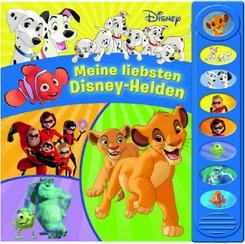 Disney - Meine liebsten Disney-Helden, m. Soundeffekten
