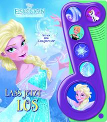 Die Eiskönigin, Lass jetzt los, m. Soundeffekten