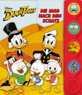 Disney Duck Tales - Die Jagd nach dem Schatz, m. Soundefekten
