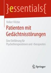 Patienten mit Gedächtnisstörungen