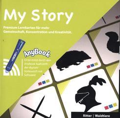 AnyBook My Story - Erweiterungs Set (Ritter/Waldtiere)