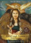 Engel und Ahnen, 55 Orakelkarten + Begleitbuch