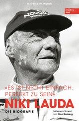 """Niki Lauda """"Es ist nicht einfach, perfekt zu sein"""""""