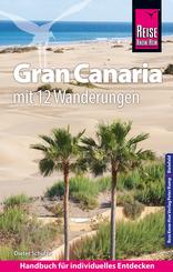 Reise Know-How Reiseführer Gran Canaria mit den zwölf schönsten Wanderungen und Faltplan