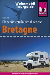 Reise Know-How Wohnmobil-Tourguide Bretagne