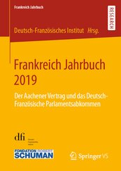 Frankreich Jahrbuch 2019