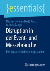 Disruption in der Event- und Messebranche