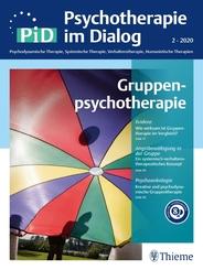 Psychotherapie im Dialog (PiD): Gruppenpsychotherapie; 2/2020