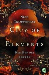 City of Elements 4. Der Ruf des Feuers