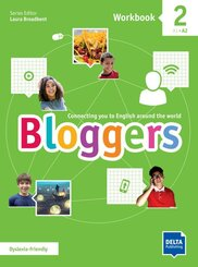 Bloggers - Workbook + Delta Augmented + Online Extras - Vol.2