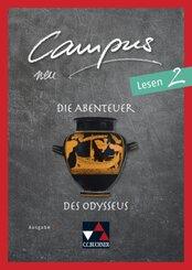 Campus, Ausgabe C neu: Lesen 2