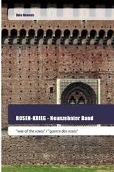 ROSEN-KRIEG - Neunzehnter Band