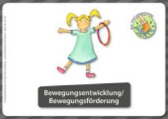 Zusatzkartenset 2 - Bewegungsentwicklung/Bewegungsförderung