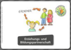Zusatzkartenset 4 - Erziehungs- und Bildungspartnerschaft