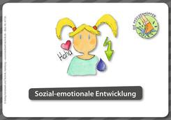 Zusatzkartenset 6 - Sozial-emotionale Entwicklung