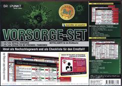 Vorsorge-Set; Info-Tafel